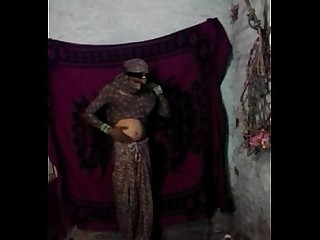 Exotic Indian Ladyboy Solo