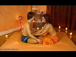 Ass Couple Erotic Interracial Lover Massage