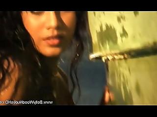 Babe Brunette Cougar Dancing Erotic Exotic Indian MILF
