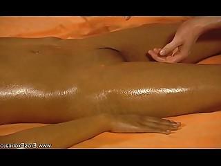 Ass Couple Interracial Lover Massage