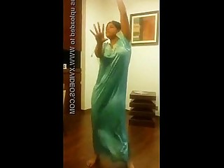 Dancing Hot Striptease Wife