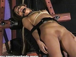 BDSM Indian Punished Rough Slave Spanking