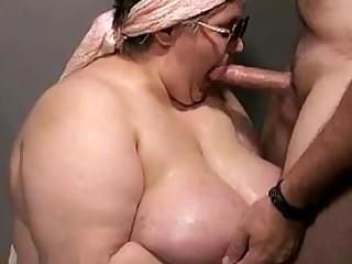 BBW Fatty Mature Pussy
