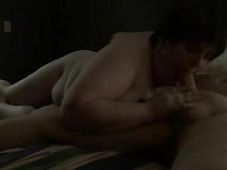 Blowjob BBW Fatty Pussy