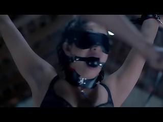 Babe BDSM Black Fetish Indian Lingerie Punished Slave