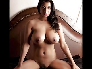 Amateur Babe Big Tits Boobs Brunette Hot Indian Model