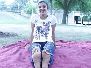 Feet Fetish Foot Fetish Indian Pretty
