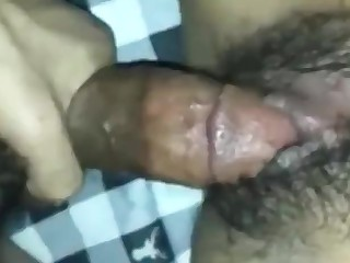 Close Up Big Cock Fuck Hairy Indian Pussy