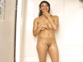 Babe Beauty Boobs Indian Juicy Shower