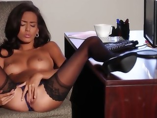 Babe Brunette Fantasy Hidden Cam Indian Masturbation Pornstar Secretary