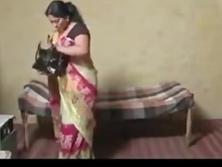 Hot Indian Mature MILF Seduced