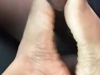 Amateur Cumshot Foot Fetish Footjob Indian Interracial
